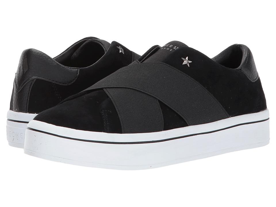 SKECHERS Street - Hi-Lite (Black) Women's Shoes