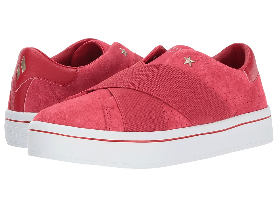 SKECHERS Street - Hi-Lite (Red) Women's Shoes