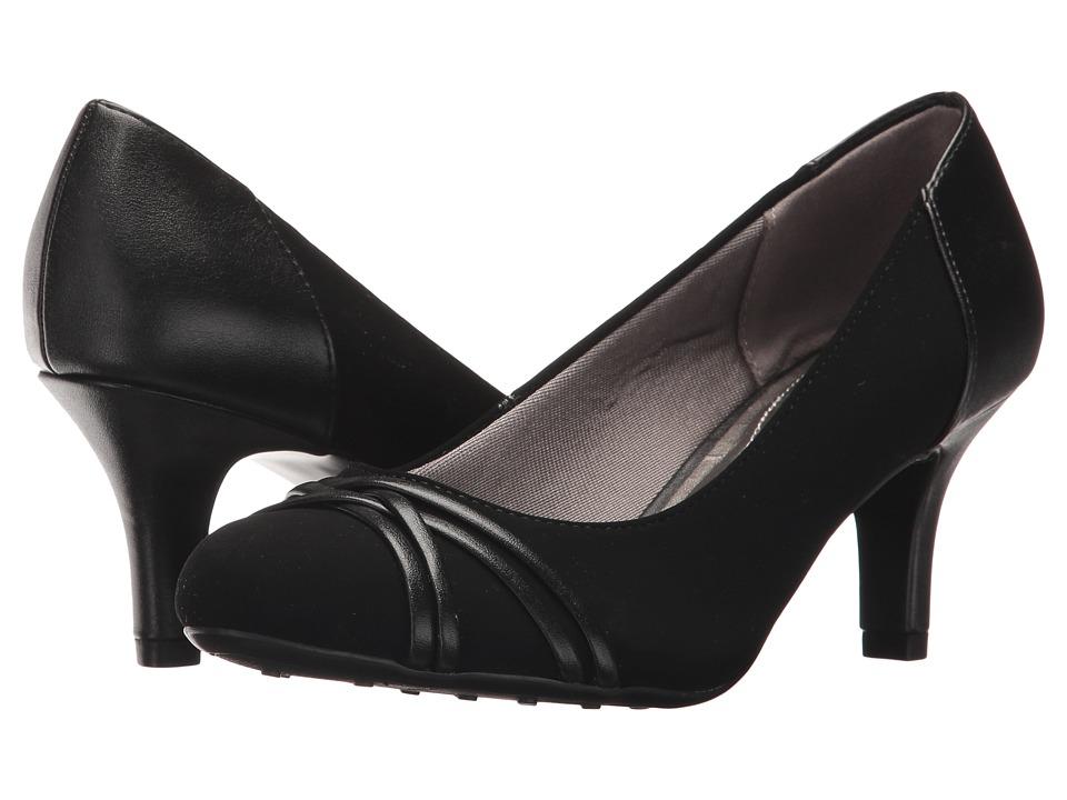 LifeStride - Pascal (Black) Women's Shoes