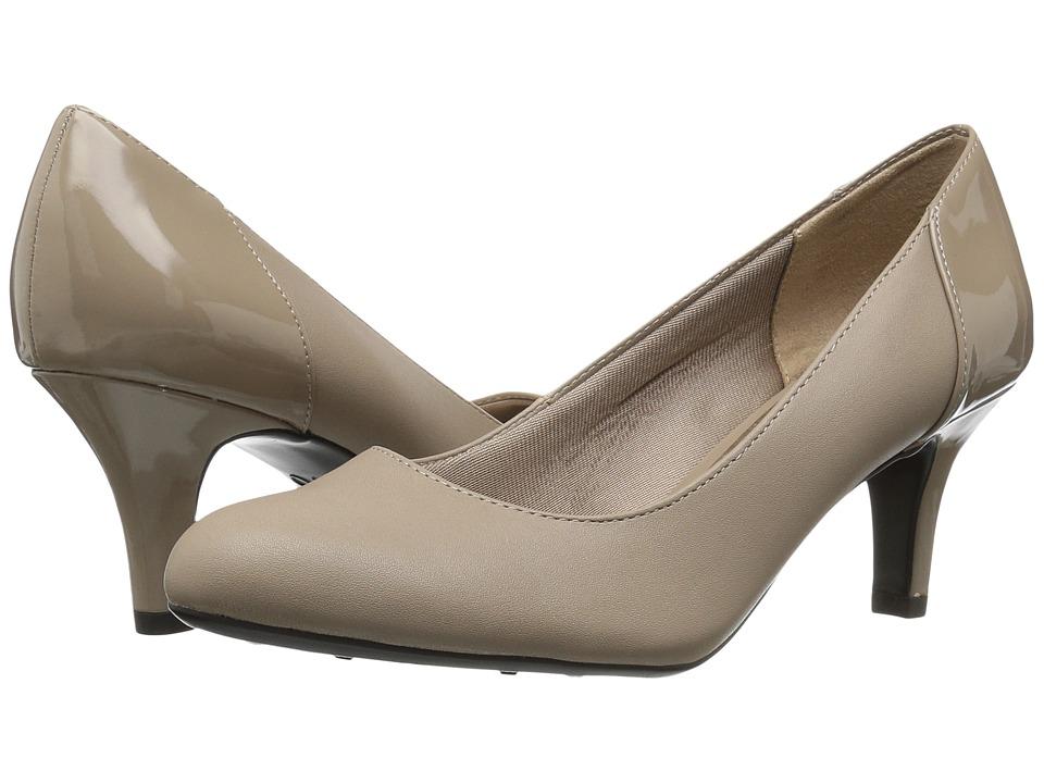 LifeStride - Presto (Stone) Women's Shoes