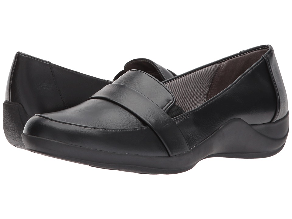 LifeStride - Makos (Black) Women's Shoes