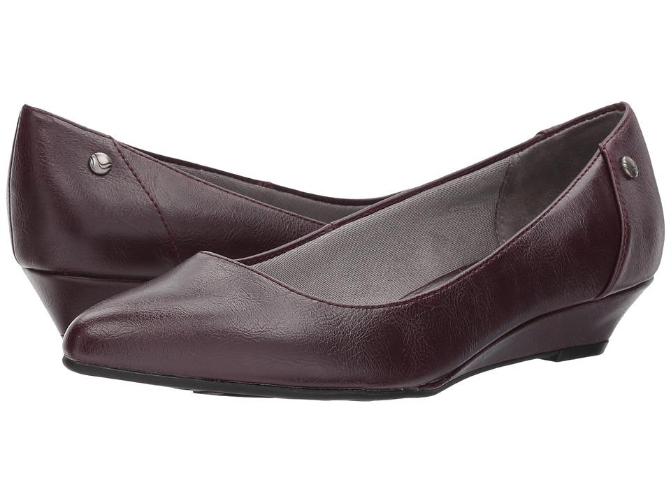 LifeStride - Spark (Dark Red) Women's Shoes