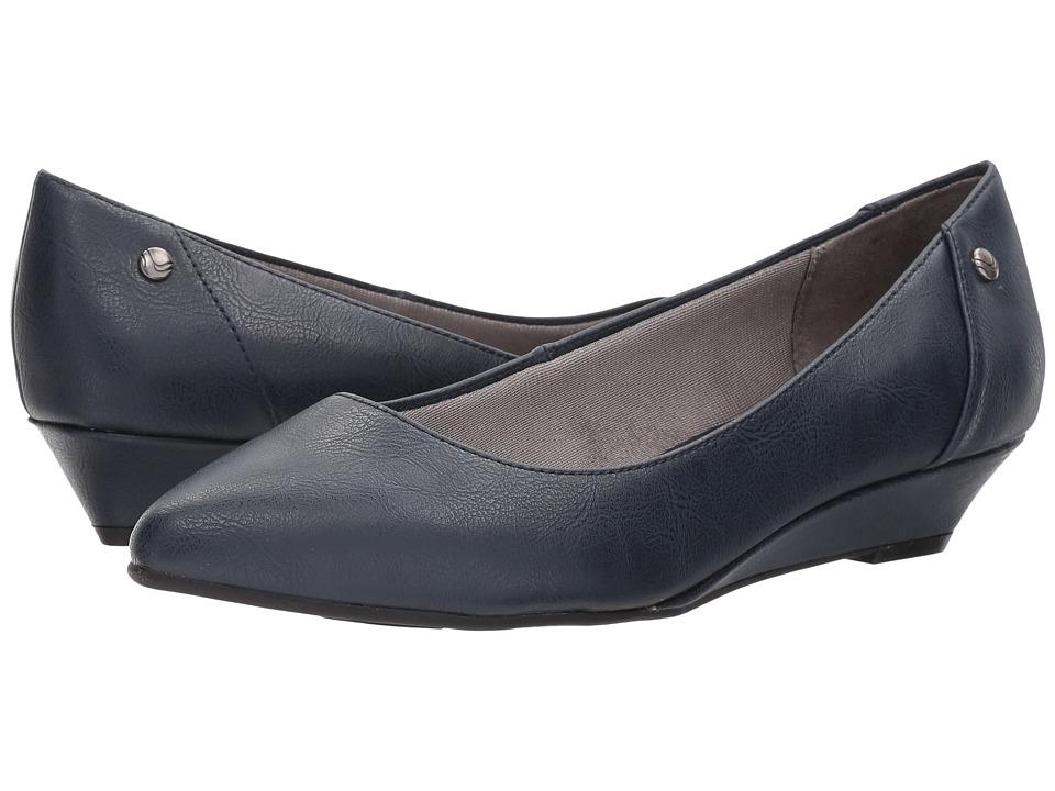 LifeStride - Spark (Navy) Women's Shoes