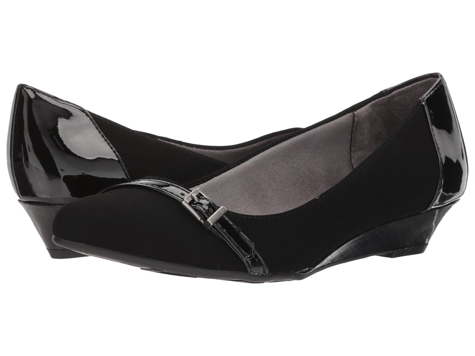 LifeStride - Spritz (Black) Women's Shoes