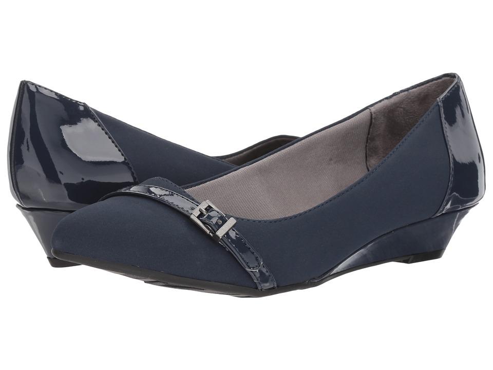 LifeStride - Spritz (Navy) Women's Shoes