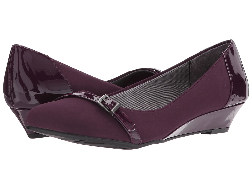 LifeStride - Spritz (Dark Red) Women's Shoes