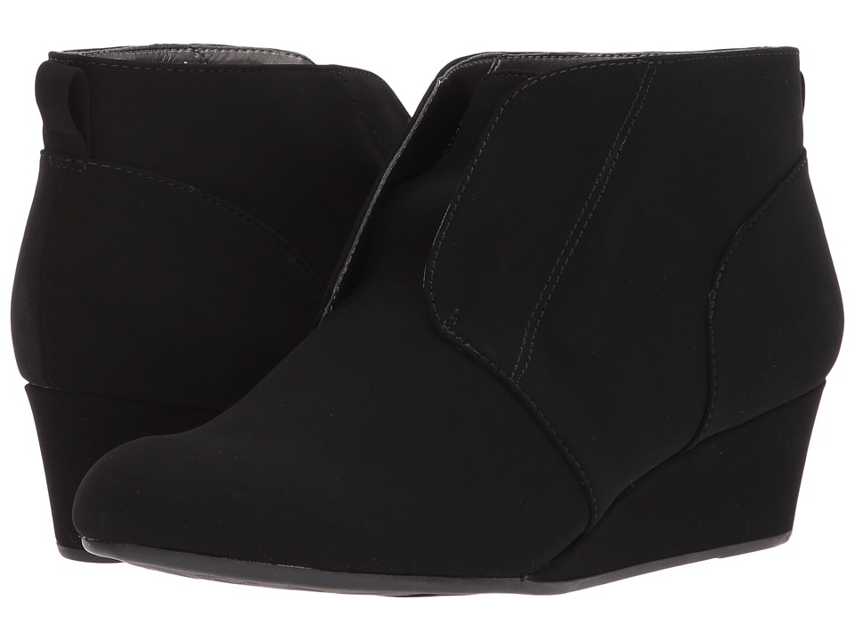 LifeStride - Lonnie (Black) Women's Shoes