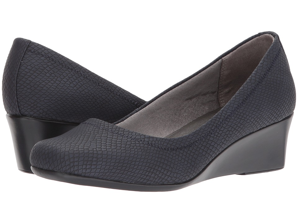 LifeStride - Groovy (Navy) Women's Shoes