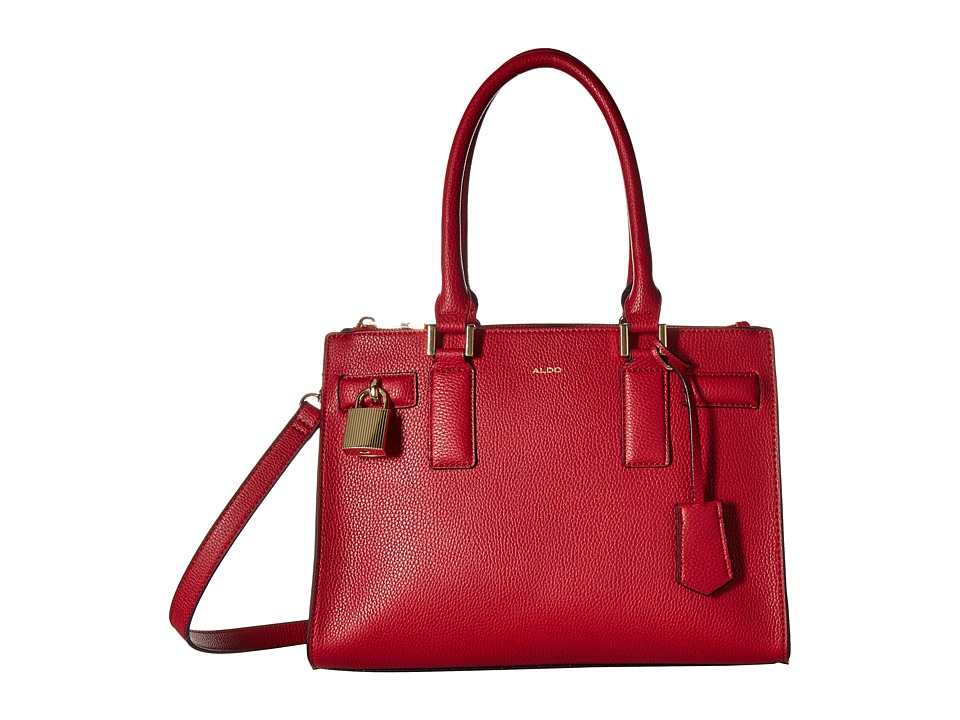 ALDO - Rugged (Red) Handbags
