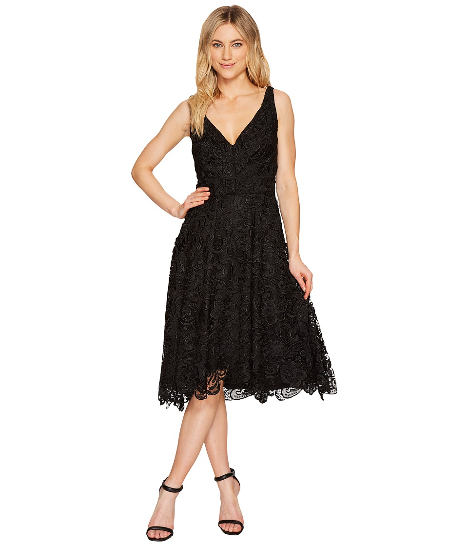 Eva by Eva Franco - Colette Dress (Black) Women's Dress