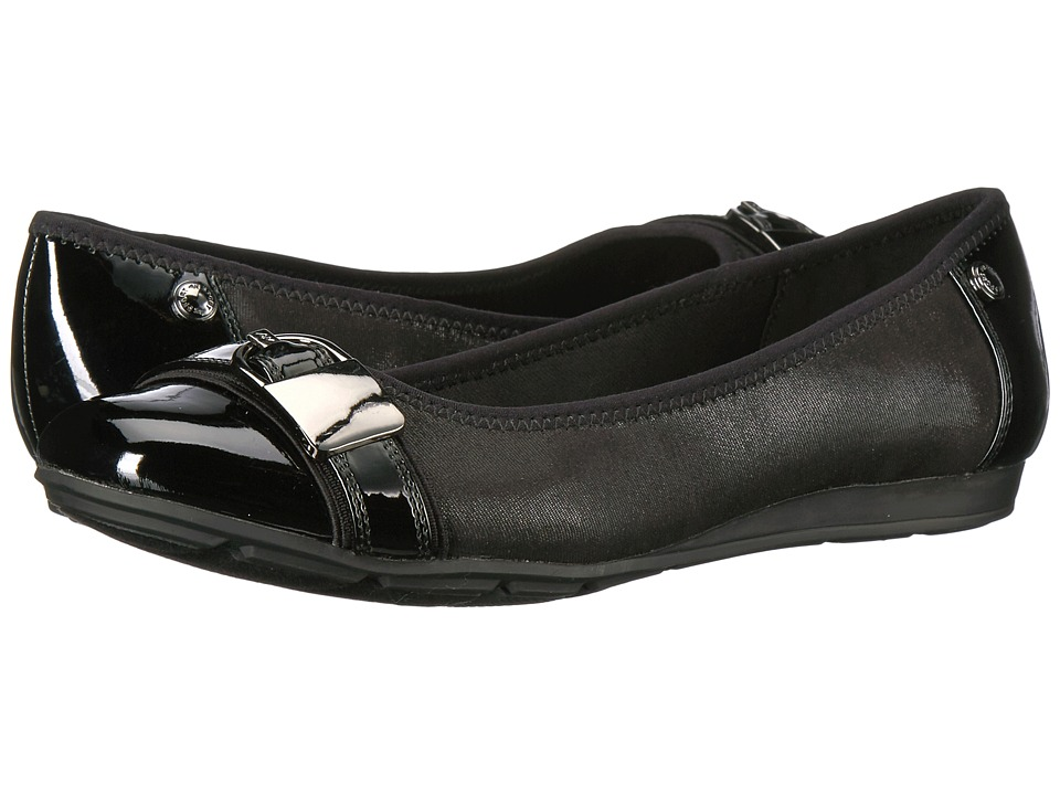 Anne Klein - Alia (Black Multi Fabric) Women's Shoes