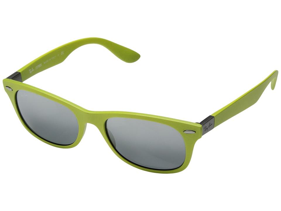 Ray-Ban - 0RB4207 (Mustard) Fashion Sunglasses
