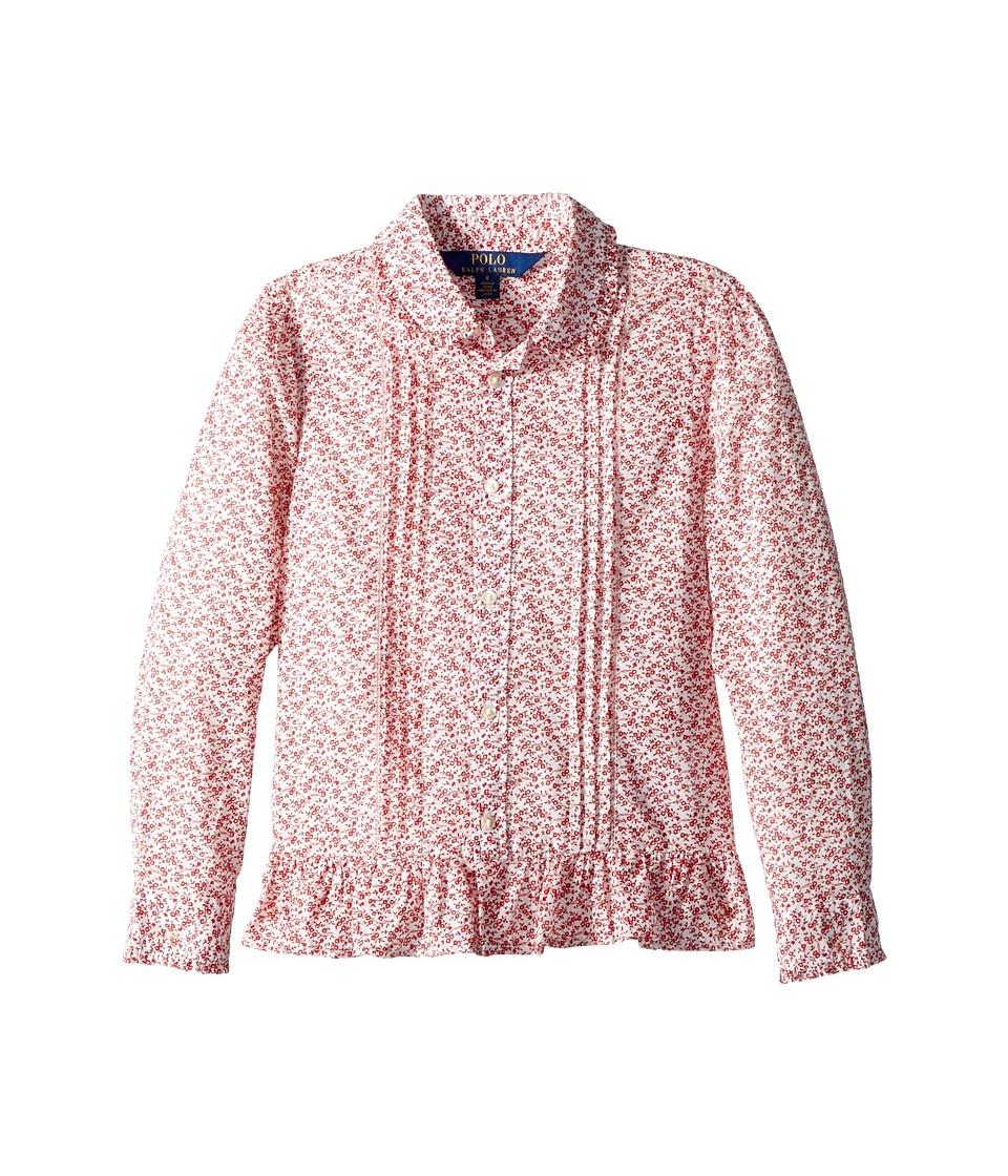Polo Ralph Lauren Kids - Floral-Print Cotton