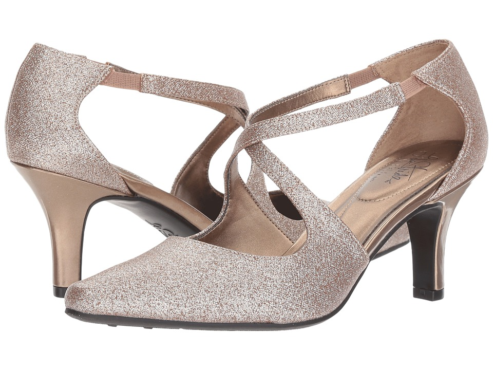 LifeStride - Kalika (Champagne) Women's Shoes