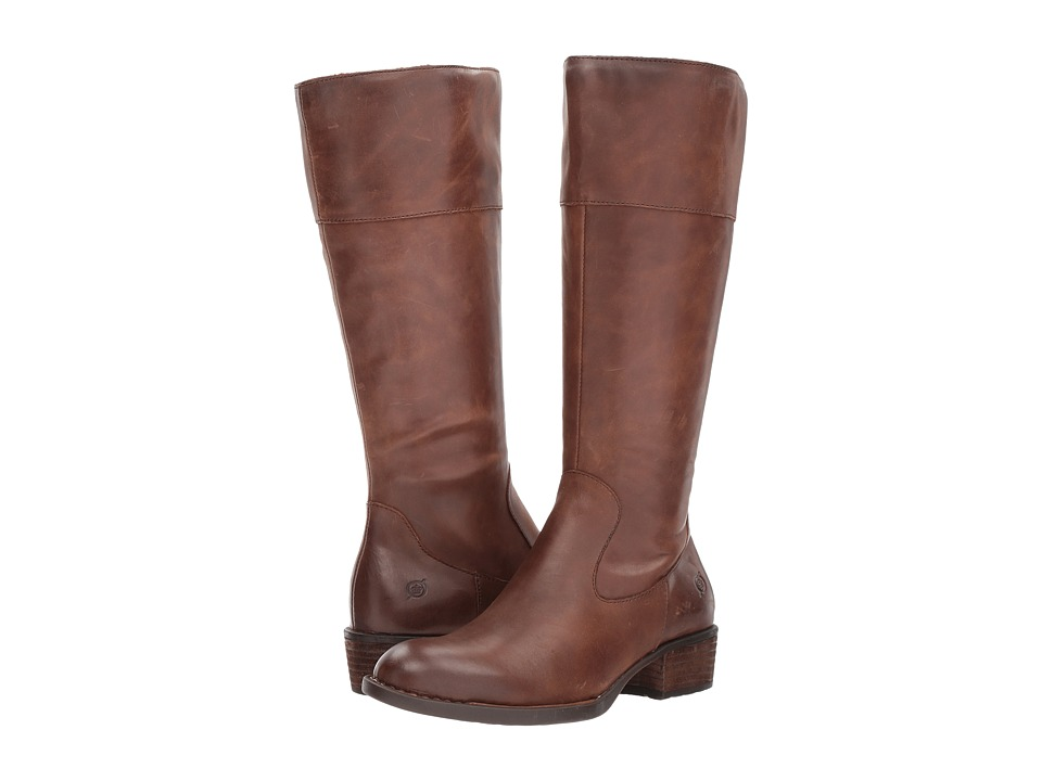 Born - Asbee II (Black Wool Combo) Women's Shoes