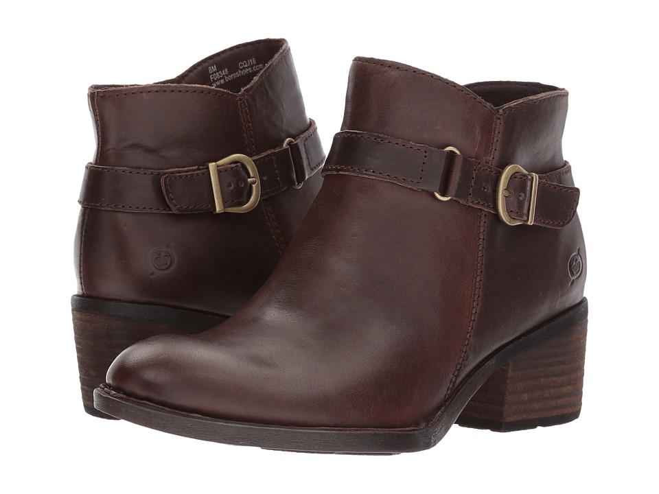Born - Adia (Chocolate) Women's Boots