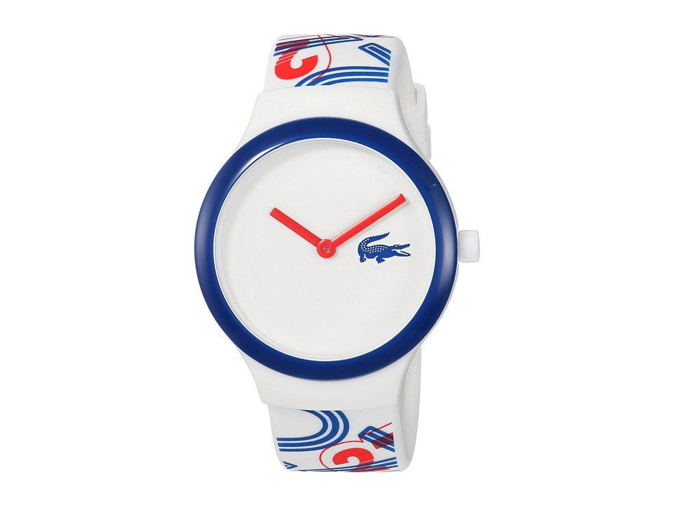 Lacoste - 2020125 - GOA (White/Blue) Watches