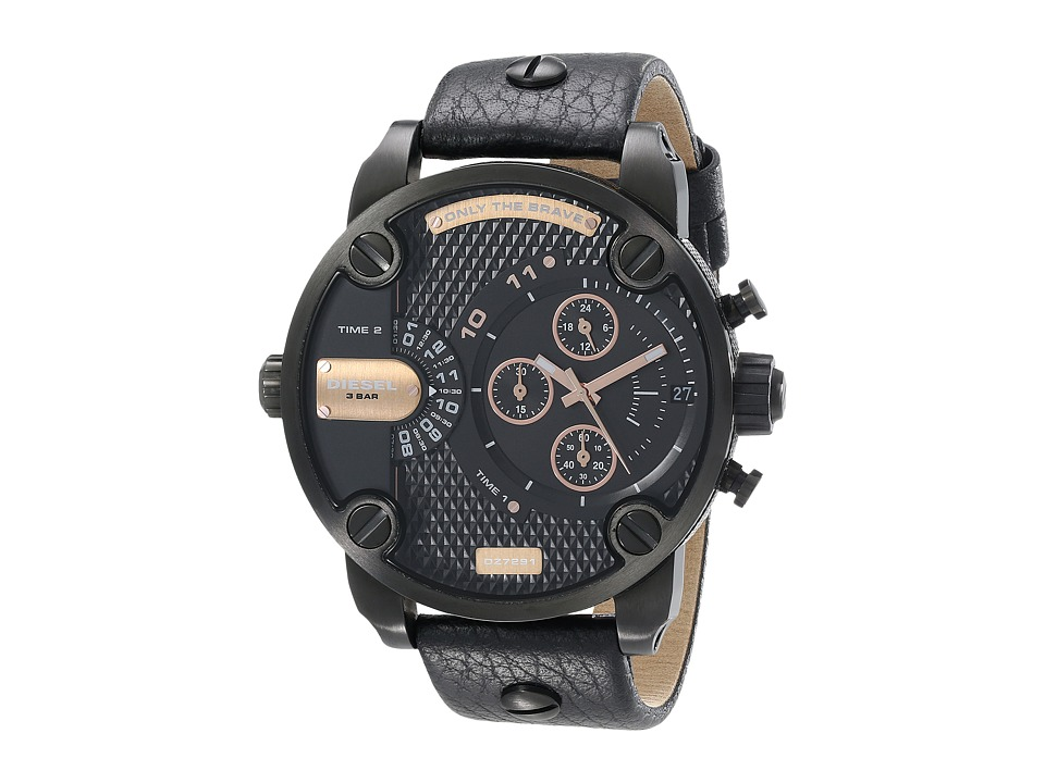 Diesel - DZ7291 (Black/Copper) Watches
