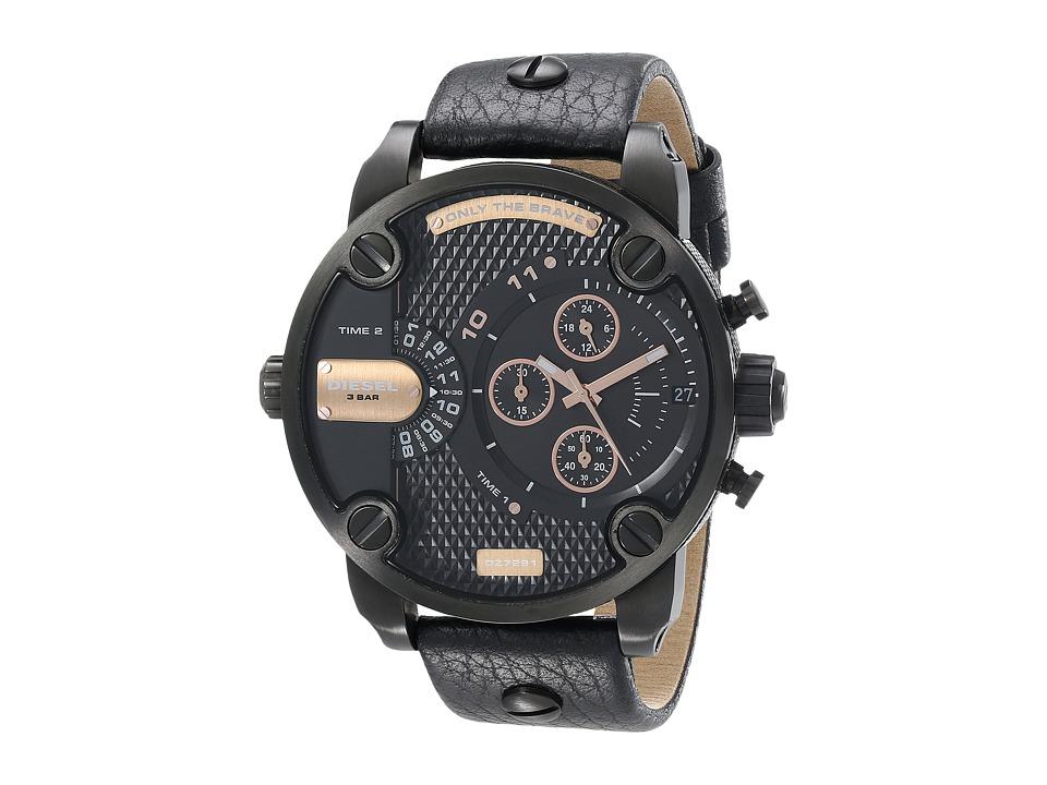 Diesel - DZ7291 (Black/Copper) Watches