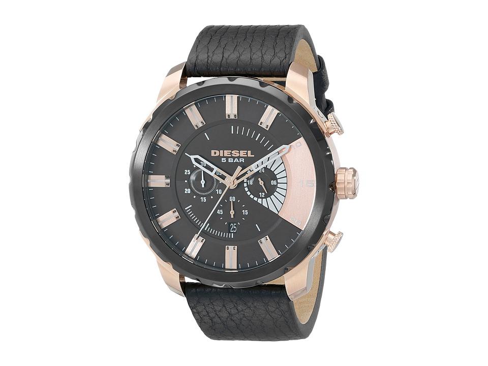 Diesel - DZ4347 (Black/Copper) Watches