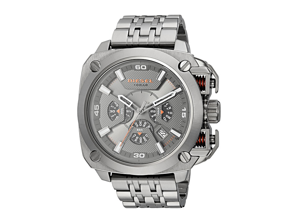 Diesel - DZ7344 (Gunmetal) Watches