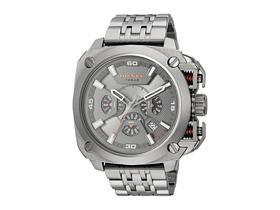 Diesel - DZ7344 (Gunmetal) Watches