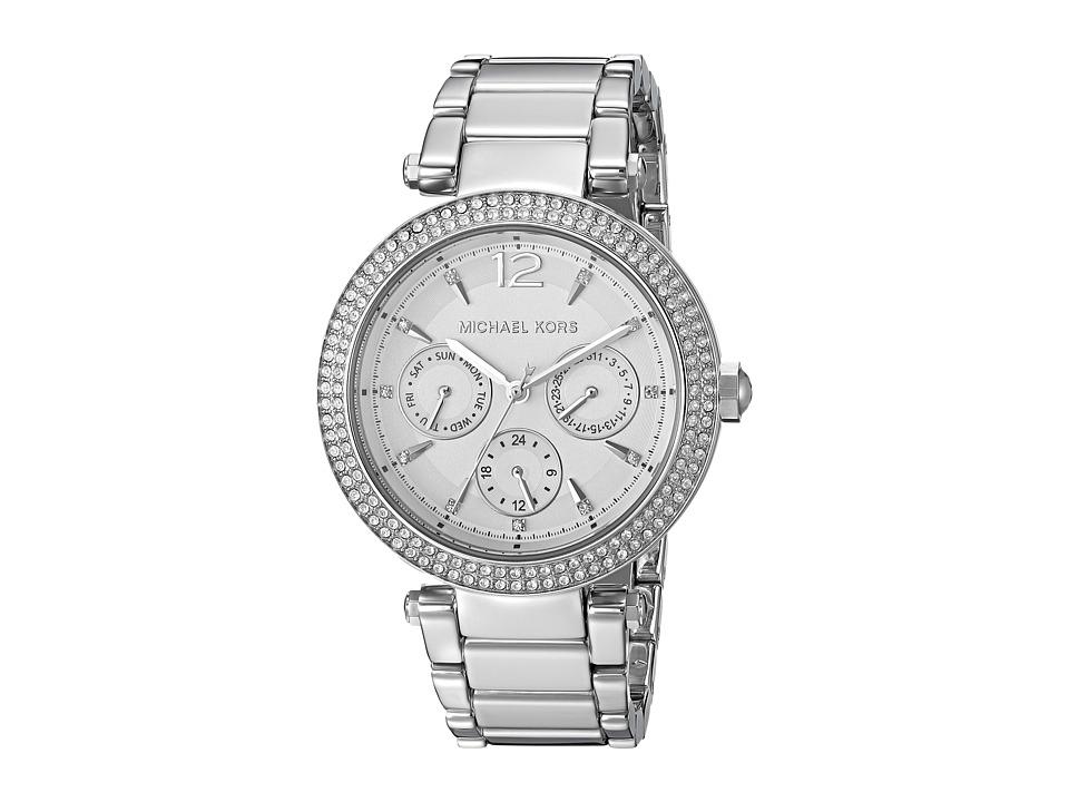 Michael Kors - MK5779 - Parker Swarovski (Silver) Watches