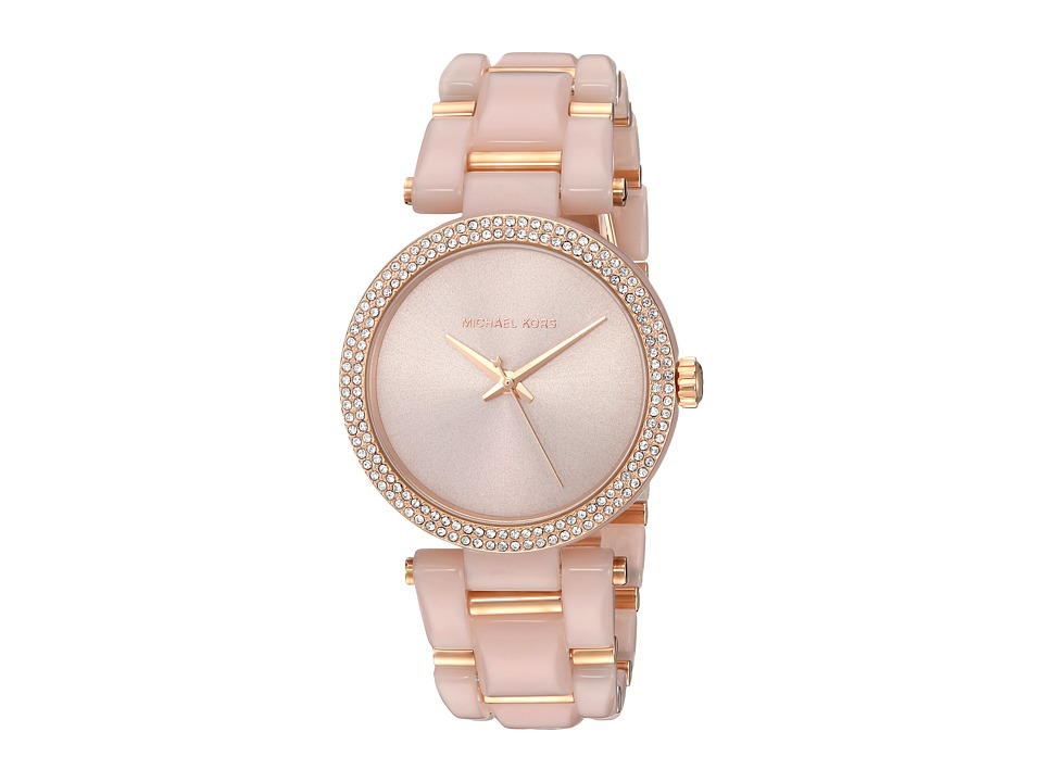 Michael Kors - MK4322 - Delray (Rose Gold) Watches