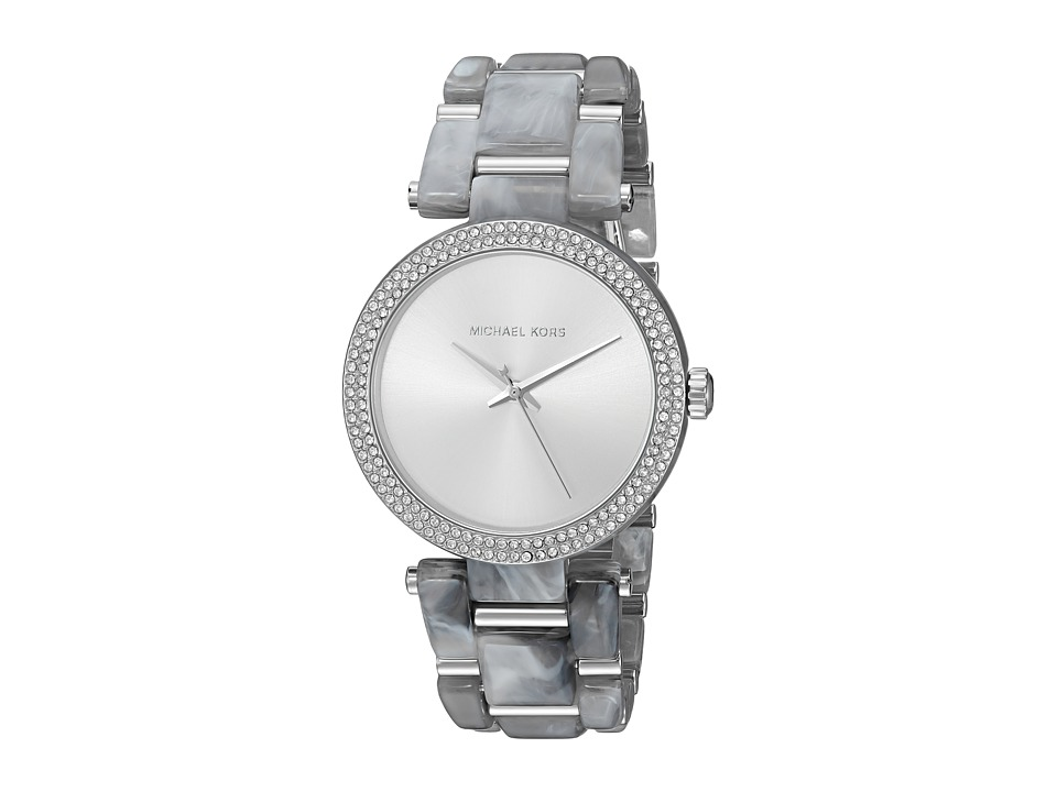 Michael Kors - MK4320 - Delray (Silver/Grey) Watches
