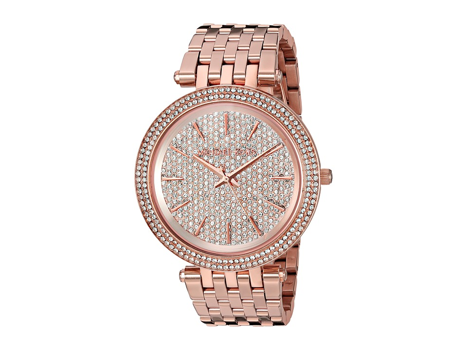 Michael Kors - MK3439 - Darci (Rose Gold) Watches