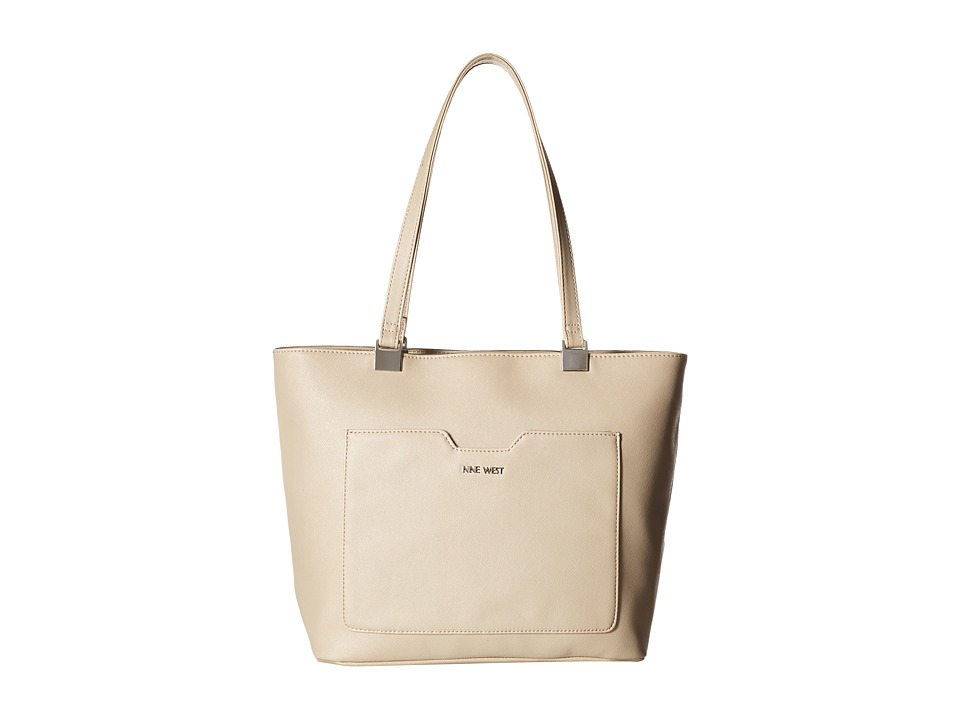 Nine West - Fill It Up (Mushroom) Handbags