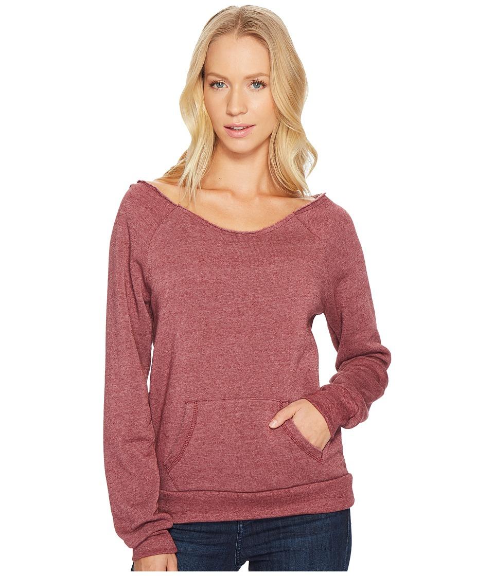 Alternative Maniac Sweatshirt (Eco True Currant) Women