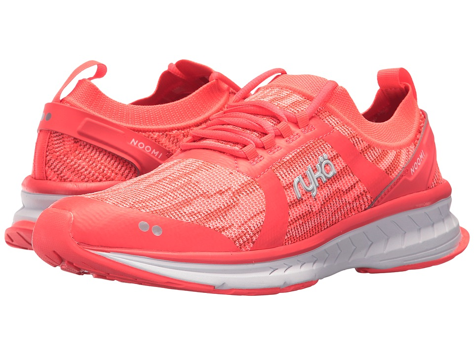 Ryka - Noomi (Chili Pepper/Nalu Coral/Chrome Silver) Women's Shoes