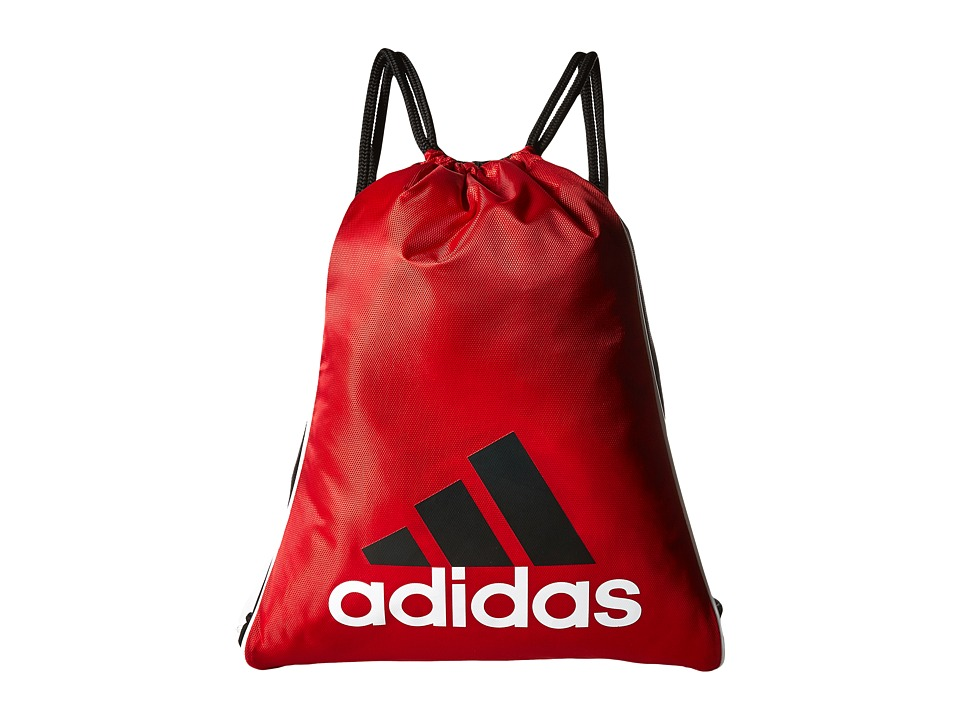 adidas - Burst Sackpack (Power Red) Bags