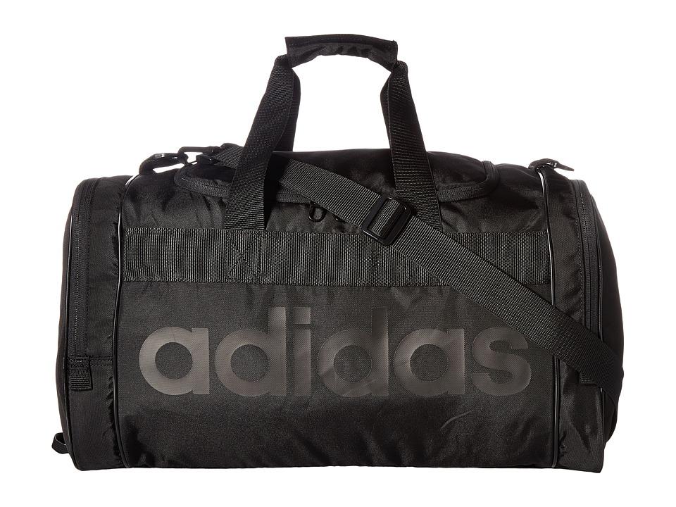 adidas - Originals Santiago Duffel (Black/Black) Duffel Bags