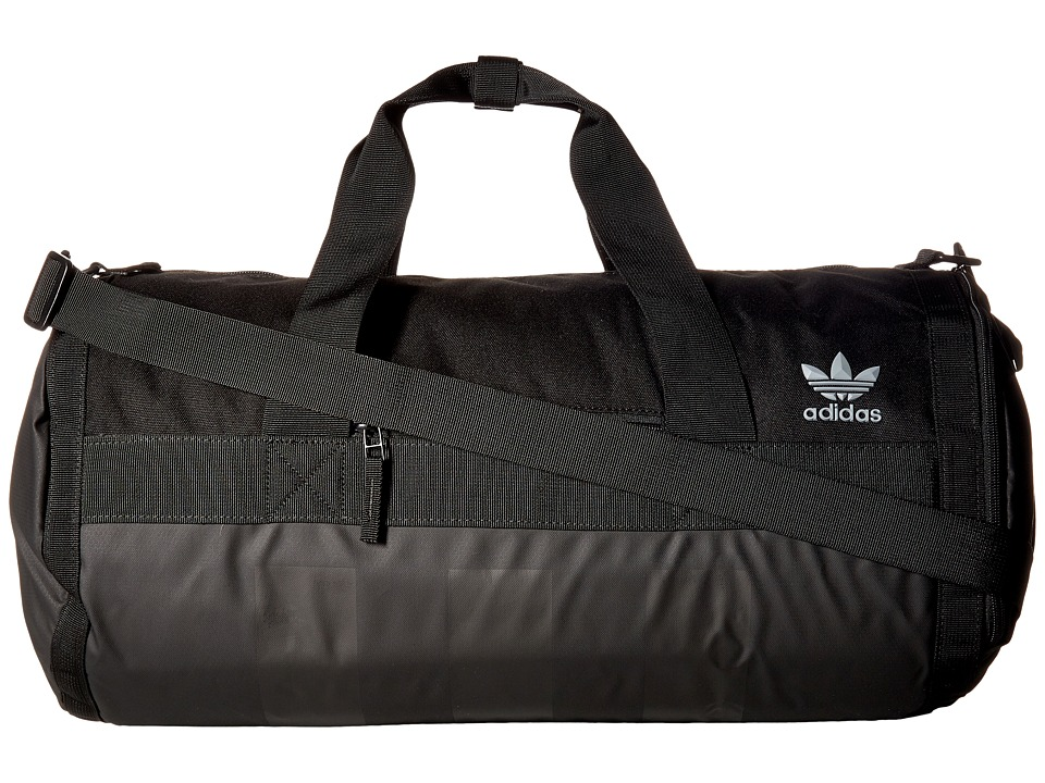 adidas - Originals Court Duffel (Black) Duffel Bags