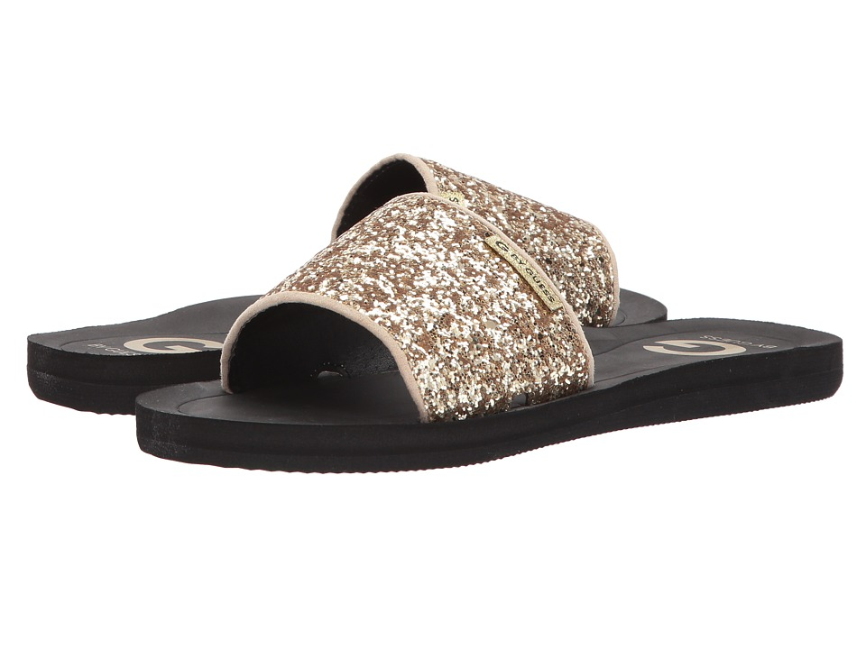 G by GUESS Tomie (Gold Glitter) Women