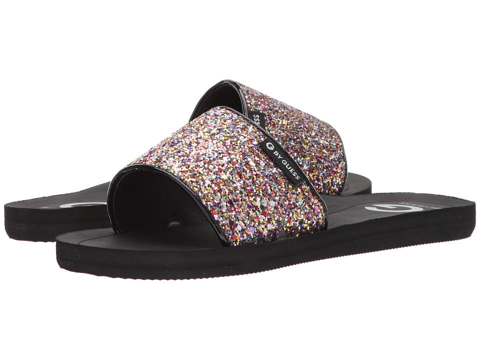 G by GUESS - Tomie (Rainbow Glitter) Women's Shoes