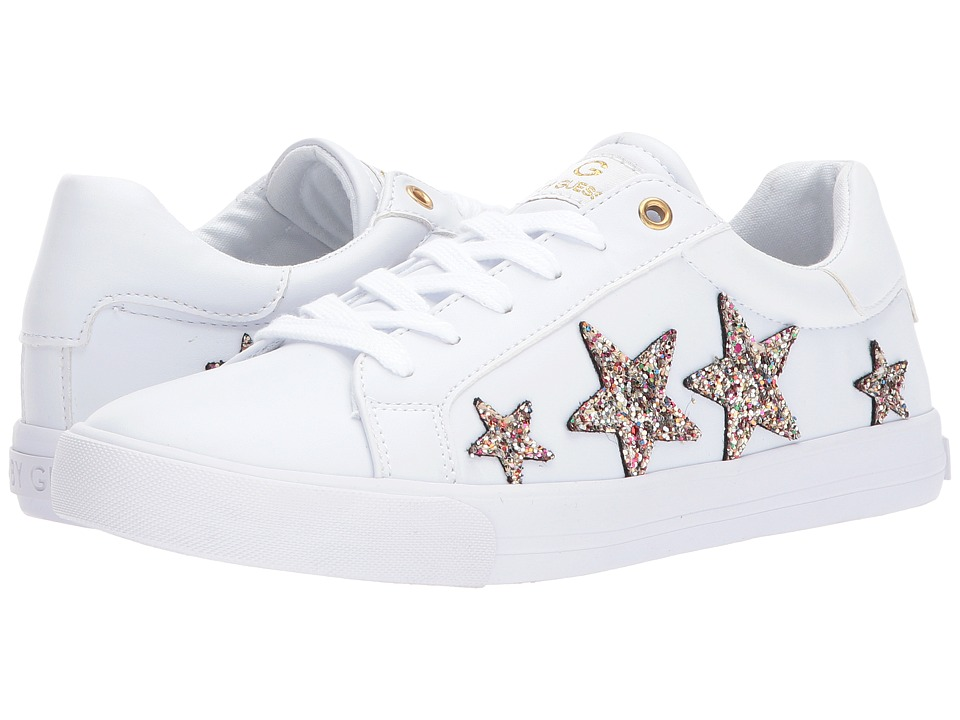 G by GUESS Oakleigh (White Rainbow) Women