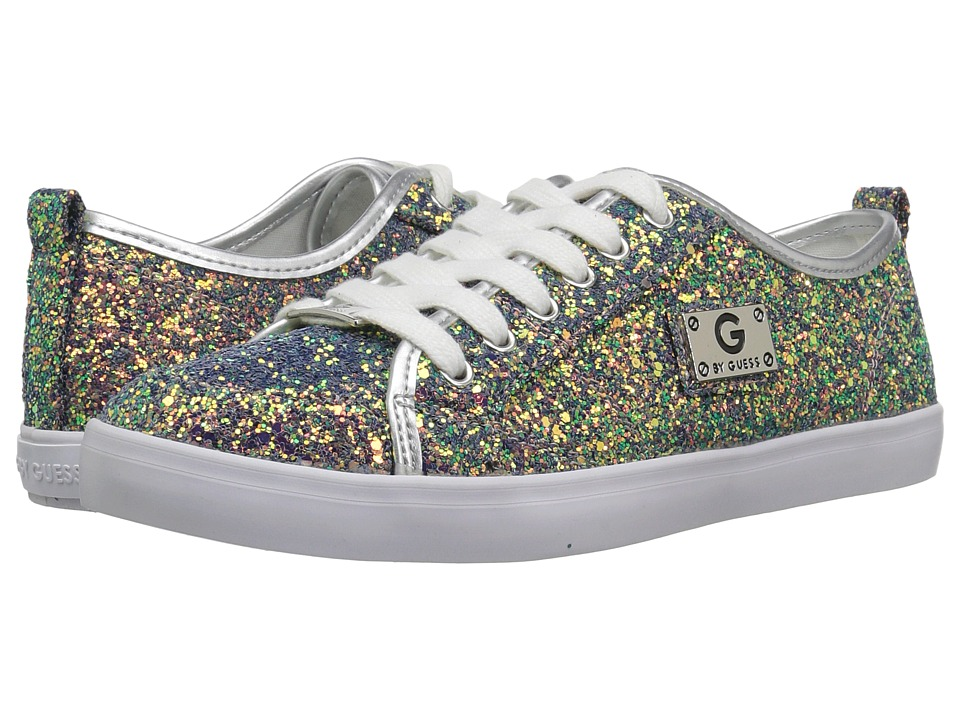 G by GUESS Mallory2 (Mermaid Glitter) Women