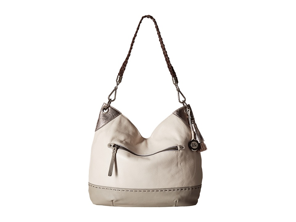 The Sak - Indio Leather Hobo (Shadow Sparkle Block) Hobo Handbags