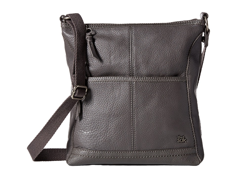 The Sak - Iris Crossbody (Slate) Cross Body Handbags