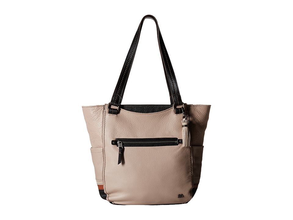 The Sak - Kendra Work Tote (Mushroom Block) Tote Handbags