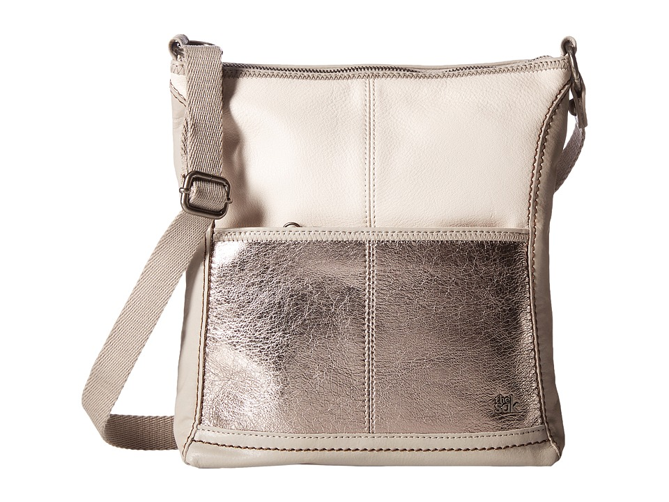 The Sak - Iris Crossbody (Shadow Sparkle Block) Cross Body Handbags