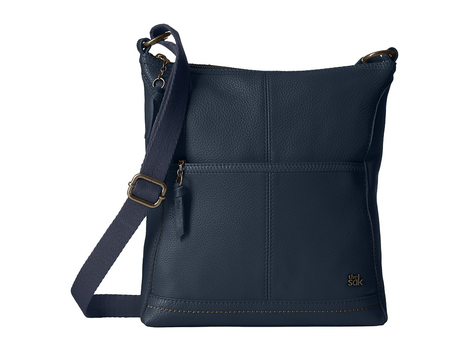 The Sak - Iris Crossbody (Indigo) Cross Body Handbags