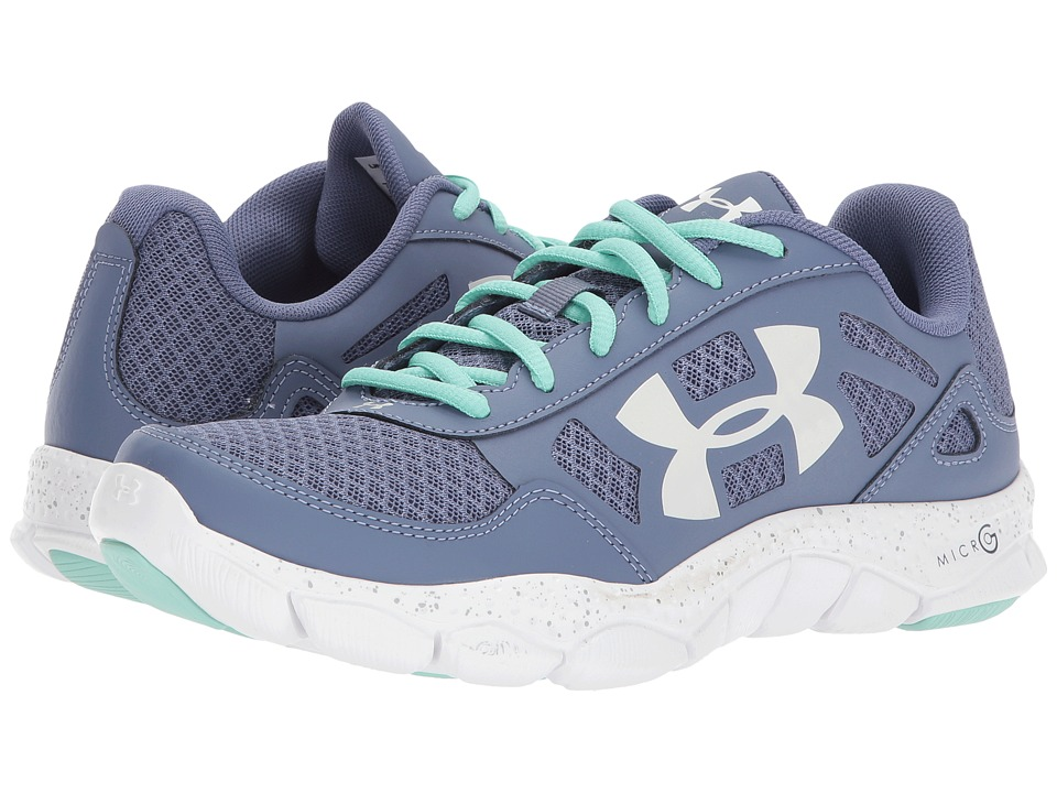 Under Armour - UA Micro G Engage BL H 2 (Purple) Women's Running Shoes
