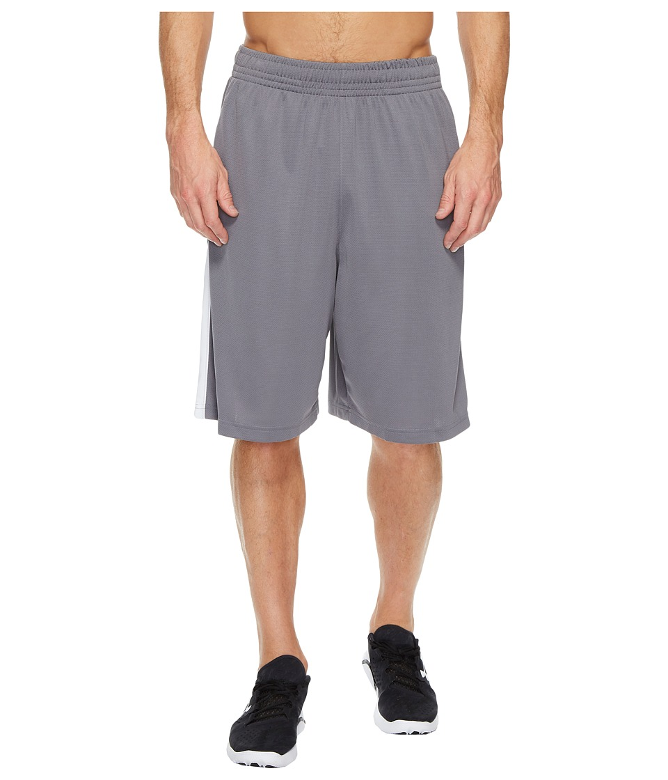 Under Armour - UA Assist Shorts (Grey) Men's Shorts