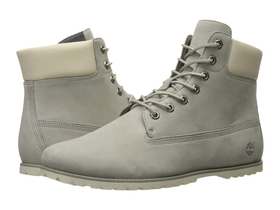 Timberland - Joslin 6 Boot (Flint Grey) Women's Lace-up Boots