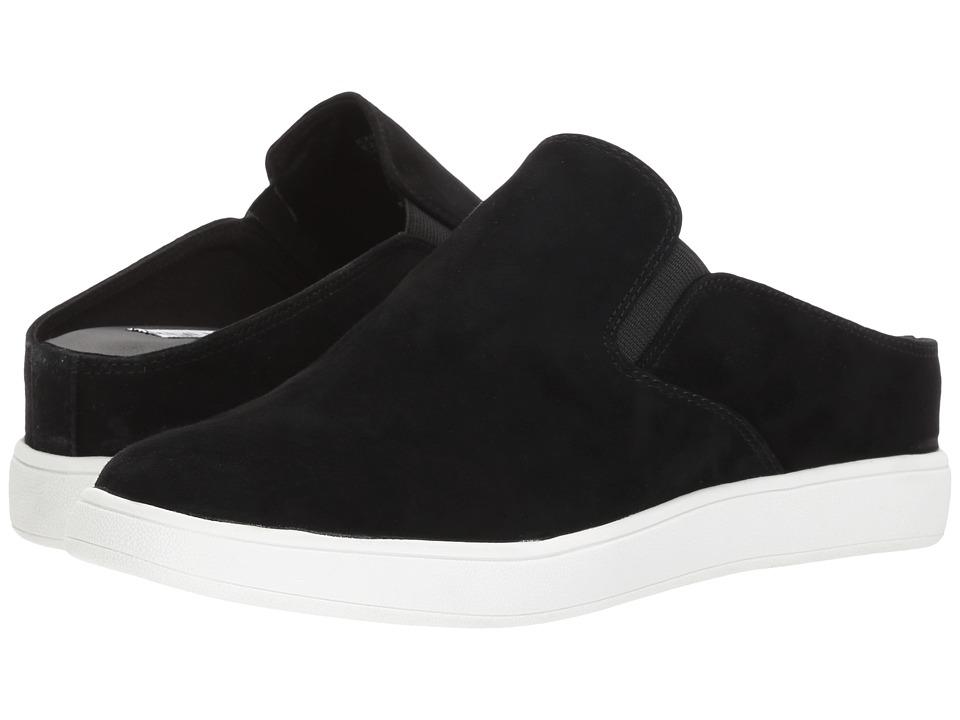 Steve Madden Ezekiel Black Suede Shoes