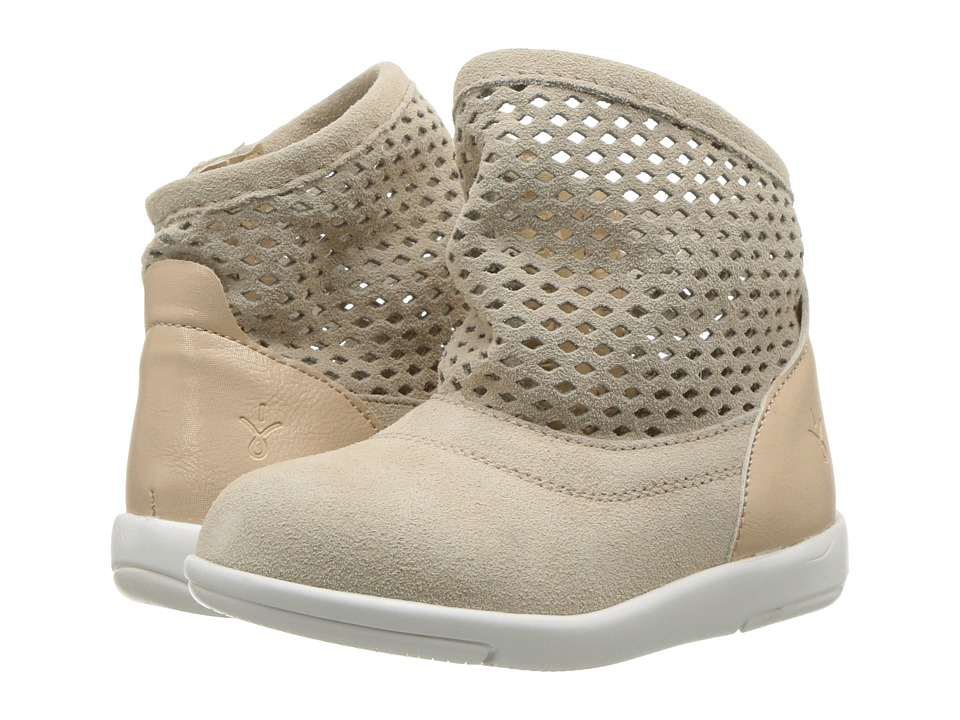 EMU Australia Kids Numerella (Toddler/Little Kid/Big Kid) (Bleached Sand) Girls Shoes